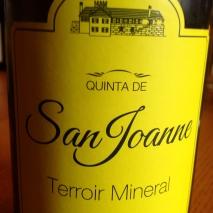 Terroir Mineral Branco 2014