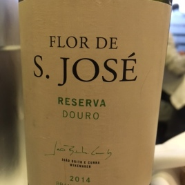 Flor de S. José Branco 2014