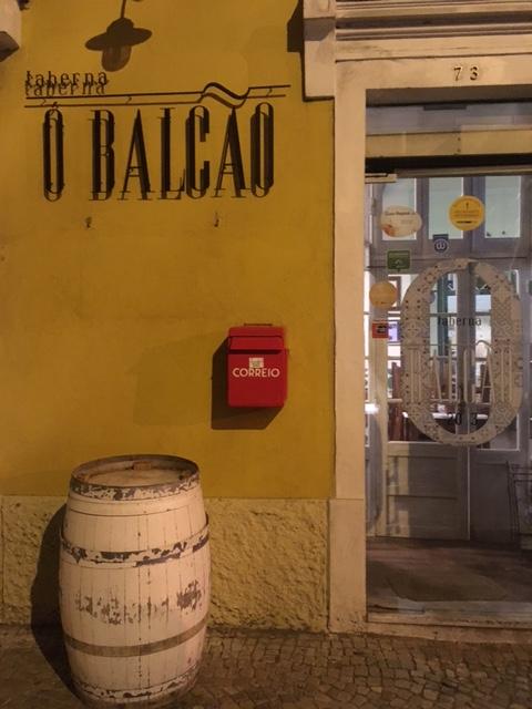 Taberna Ó Balcão
