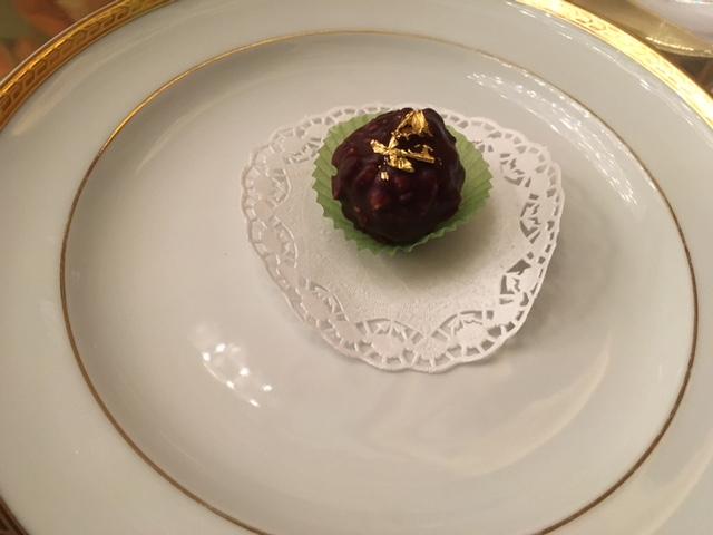 Ferrero Rocher de Foi Gras