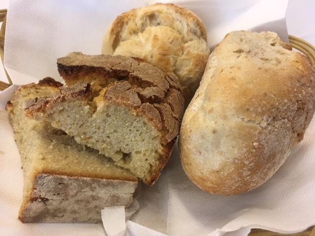 Pão e Broa