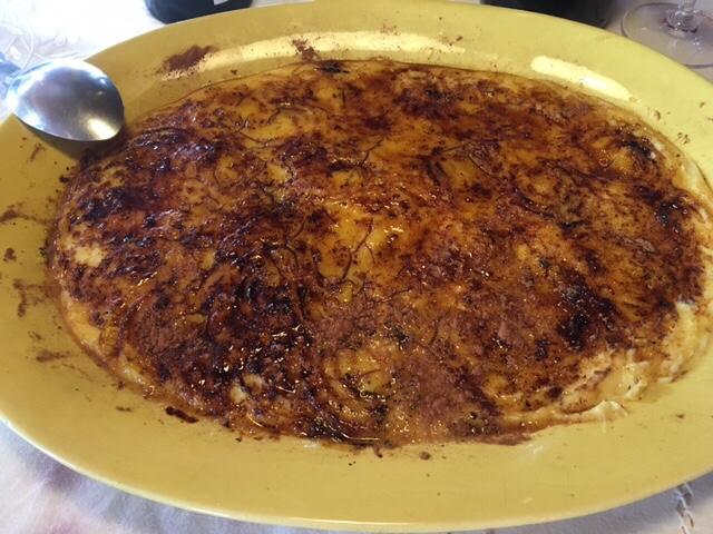 Leite Creme restaurante Bocados