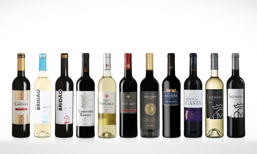 01 Vinhos do Tejo na TAP Wine Experience - Todos