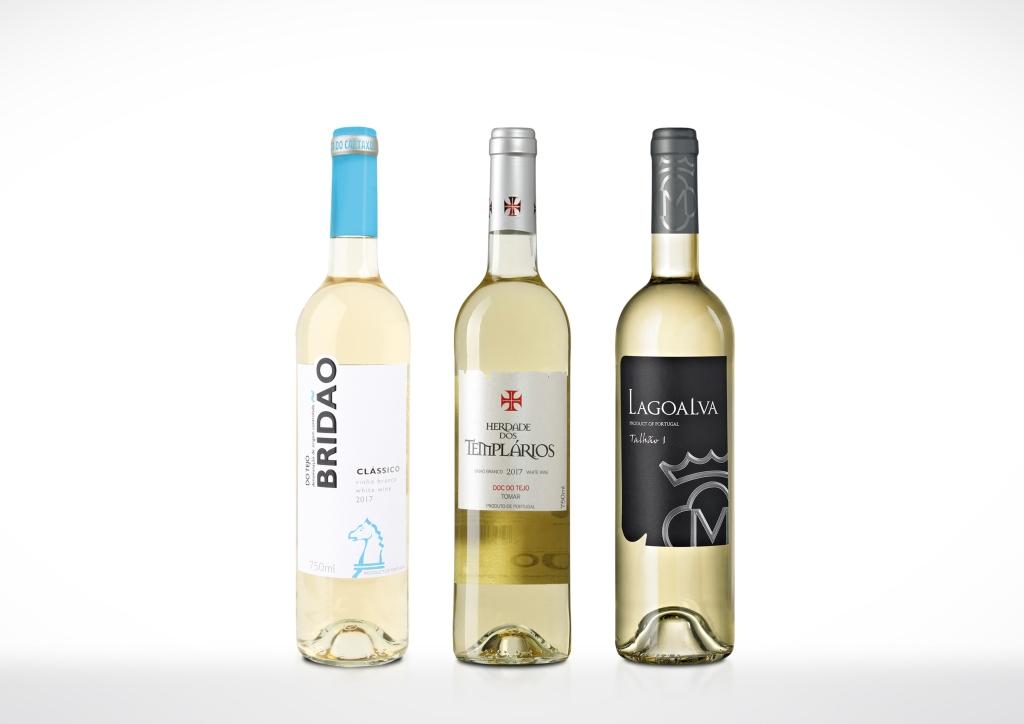 02 Vinhos do Tejo na TAP Wine Experience - Brancos