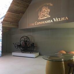 Museu & Enoteca Real Companhia Velha