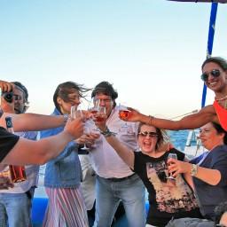 Wine Sunset Party: um Cruzeiro no Sado com vinhos José Maria da Fonseca