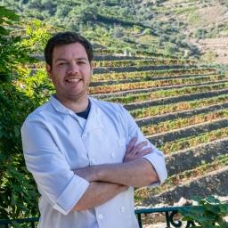 Chef do Bar Douro, Sean Marsh, em residência de outono na Quinta da Gricha