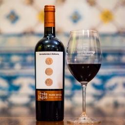 'Três Bagos Grande Escolha tinto 2015': nova colheita de vinho D'ouro chega ao mercado