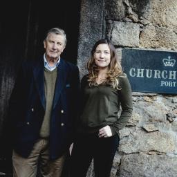 Churchill's recebe nova geração com filha do fundador a dar continuidade à tradição familiar