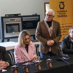 MONTALEGRE | Apresentada nova identidade da rede de Tabernas do Alto Tâmega