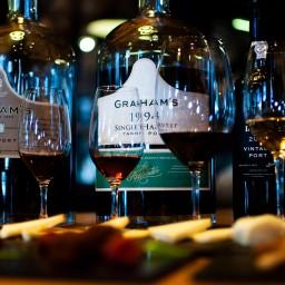 VINUM e Graham's promovem menu servido apenas com Vinho do Porto