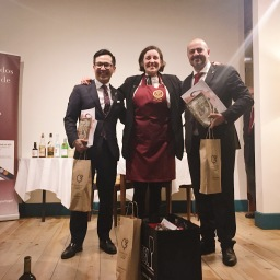 Carine Patricio irá representar Portugal no Best Sommelier of Europe & Africa 2020