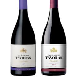Os novos vinhos do Palácio dos Távora