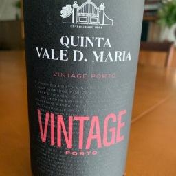 Quinta Vale D. Maria Vintage 2017