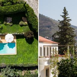 Quinta dos Murças e Quinta do Ameal: refúgios para férias