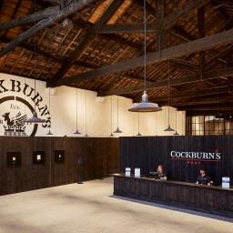 Cockburn's: as maiores caves de Vinho do Porto reabrem ao público