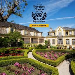 Casa Museu José Maria da Fonseca no TOP 10% das melhores atrações do mundo do TripAdvisor com a distinção Travelers' Choice 2020