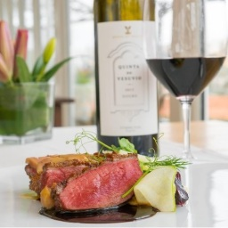 A gastronomia nortenha e os vinhos da Symington à mesa do VINUM